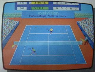 Les ordi français ! Tennis