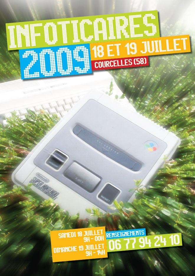 Infoticaires 2009 !