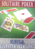 Solitaire Poker sur Game Gear