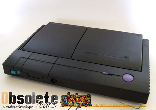 Dézoner sa PC Engine
