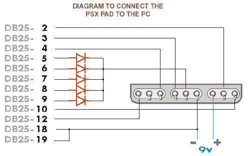diagram Xbox Controller To Usb Wiring Diagram on