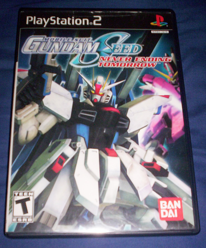 Mobile Suit Gundam Seed : Never Ending Tomorrow