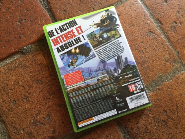 Just Cause 2 sur Playstation 2.