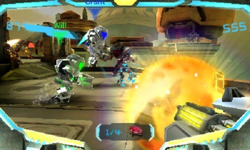 Metroid Prime Federation Force, un Metroid en multijoueurs ?!?