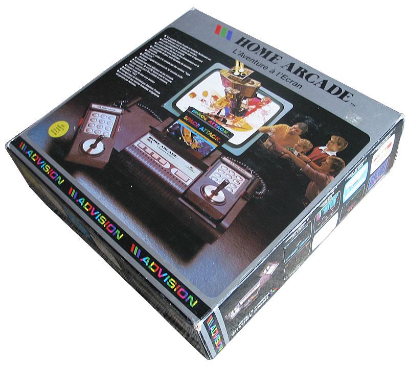 Quel a été votre première console ou ordi rétro et vos 1er jeux ? - Page 8 Adivision_Home-Arcade_boite