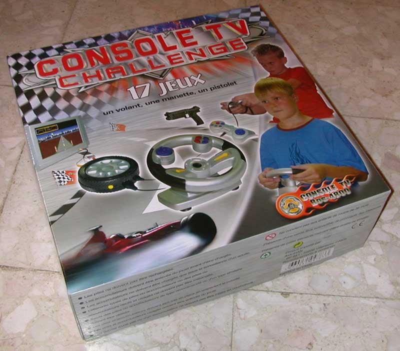 Auchan Console TV BOS 4800