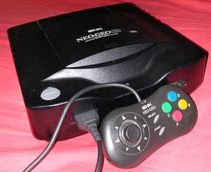 (NGCD) - SNK Neo-Geo/CD Emulators SNK-NeoGeo-CD2