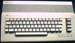 Le Commodore 64c.