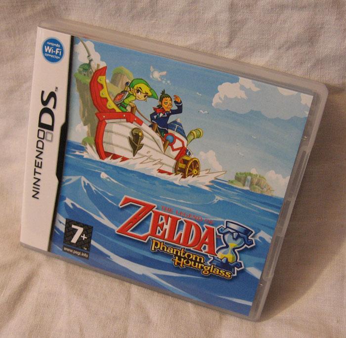Test De Zelda The Phantom Hourglass Sur Nintendo Ds