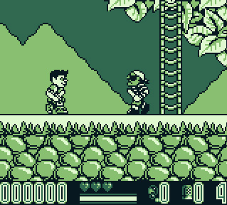 Hook sur Game Boy.