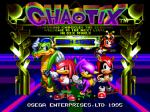 Knuckles' Chaotix (contre-critique) sur Knuckles' Chaotix (contre-critique)