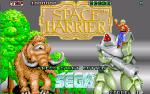 Space Harrier sur Space Harrier