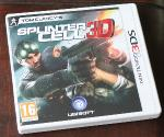 Splinter Cell 3D sur Splinter Cell 3D