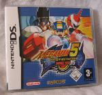 Megaman Battle Network 5 sur Megaman Battle Network 5