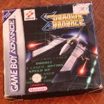 Gradius generation /Advance sur Gradius generation /Advance