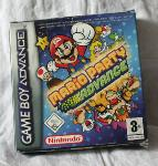 Mario Party Advance sur Mario Party Advance