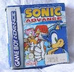 Sonic Advance sur Sonic Advance