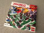 Lego Ninjago The Board Game sur Lego Ninjago The Board Game