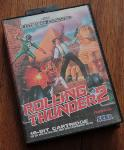 Rolling Thunder 2 sur Rolling Thunder 2