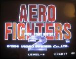 Aero Fighters 2 sur Aero Fighters 2