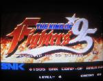 The King Of Fighters 95 sur The King Of Fighters 95