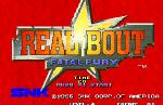 Real Bout Fatal Fury sur Real Bout Fatal Fury