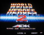 World Heroes 2 sur World Heroes 2