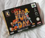 Conker's Bad Fur Day sur Conker's Bad Fur Day