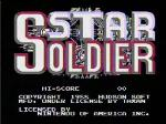 Star Soldier sur Star Soldier