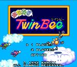 Twin Bee sur Twin Bee
