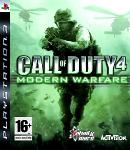 Call of Duty Modern Warfare sur Call of Duty Modern Warfare