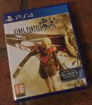 Final Fantasy Type 0 HD sur Final Fantasy Type 0 HD