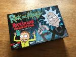Rick and Morty - The Rickshank Rickdemption - Deck building game sur Rick and Morty - The Rickshank Rickdemption - Deck building game