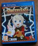 Sorcery Saga : Curse of the Great Curry God sur Sorcery Saga : Curse of the Great Curry God