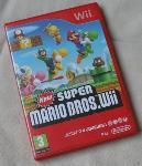 New Super Mario Bros Wii sur New Super Mario Bros Wii