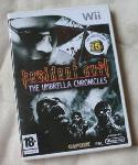 Resident Evil The Umbrella Chronicles sur Resident Evil The Umbrella Chronicles