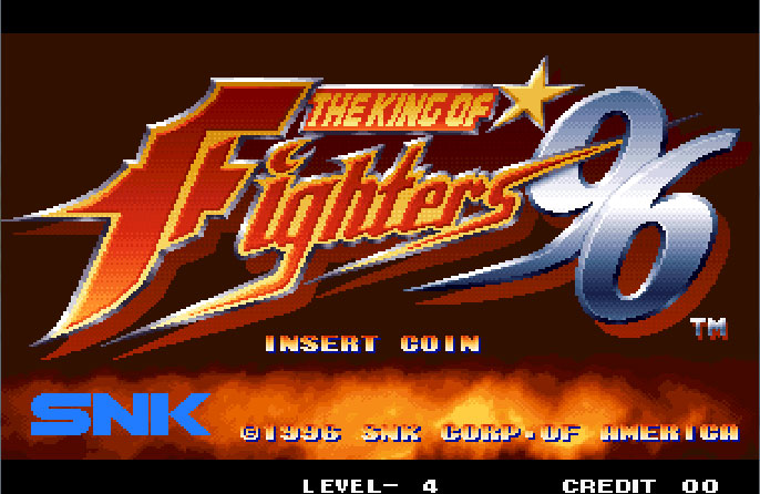 The King Of Fighters 96