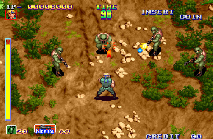 Shock Troopers : un excellent jeu d'action.