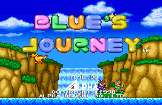 Blue's Journey - Raguy