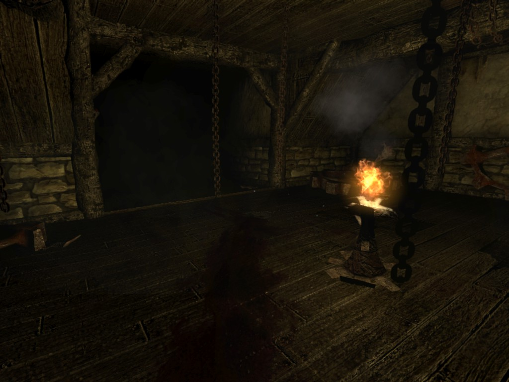 Amnesia : The Dark Descent sur PC.