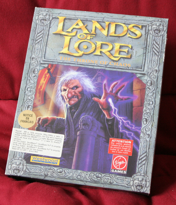 Land Of Lore