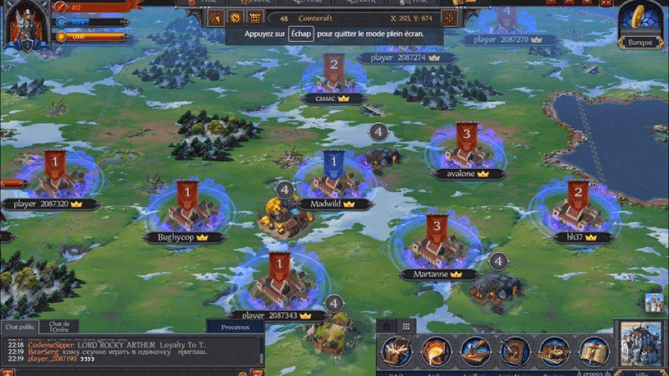 Throne Kingdom At War Test