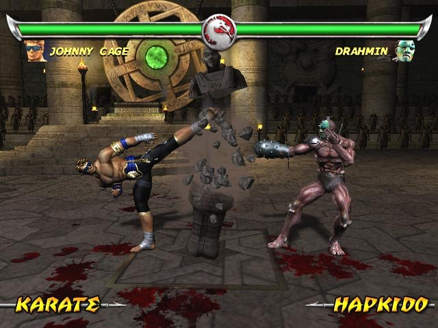 Mortal Kombat Deadly Alliance : enfin un MK en 3D vraiment jouable !