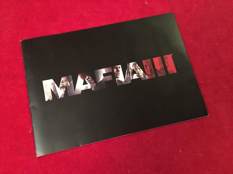 Le dossier de presse de Mafia III.