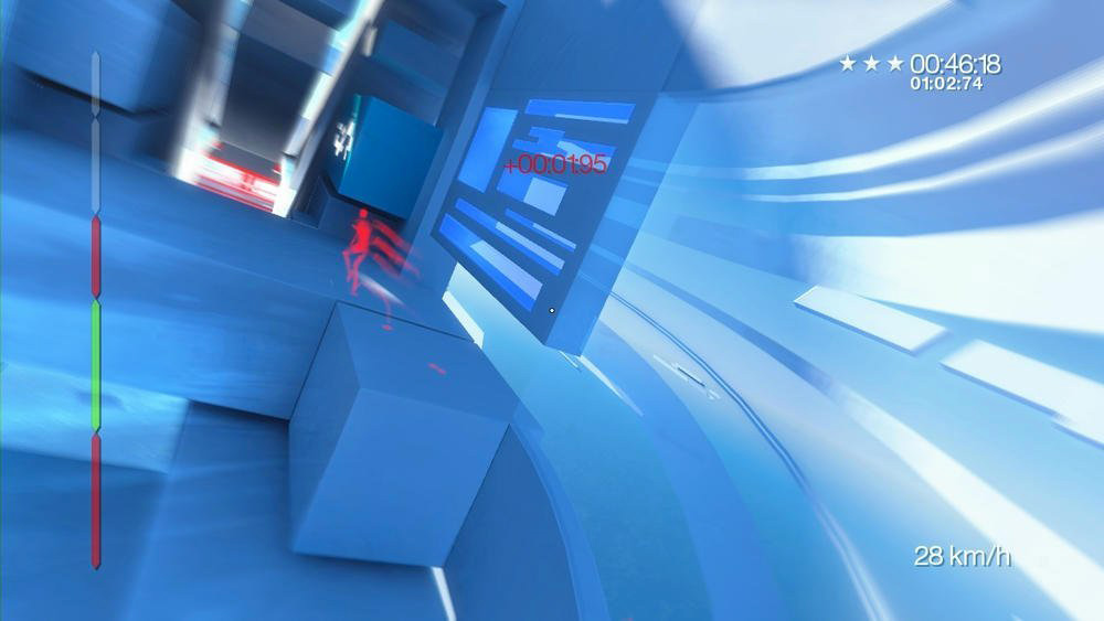 Mirror's Edge Catalyst sur Playstation 4.