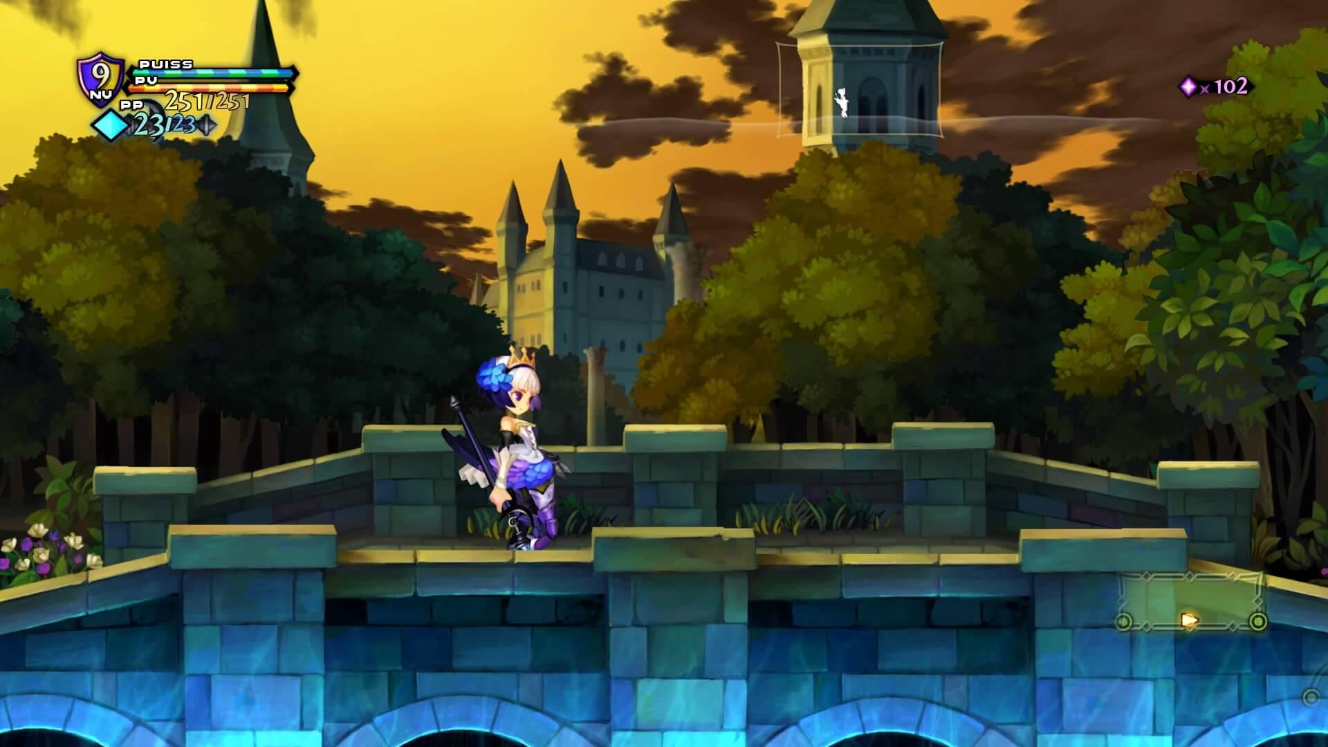 Le gameplay a également été revu et corrigé.