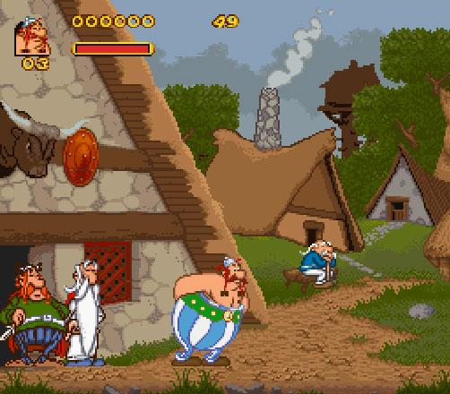 Asterix Et Obelix. Atérix et Obélix manque