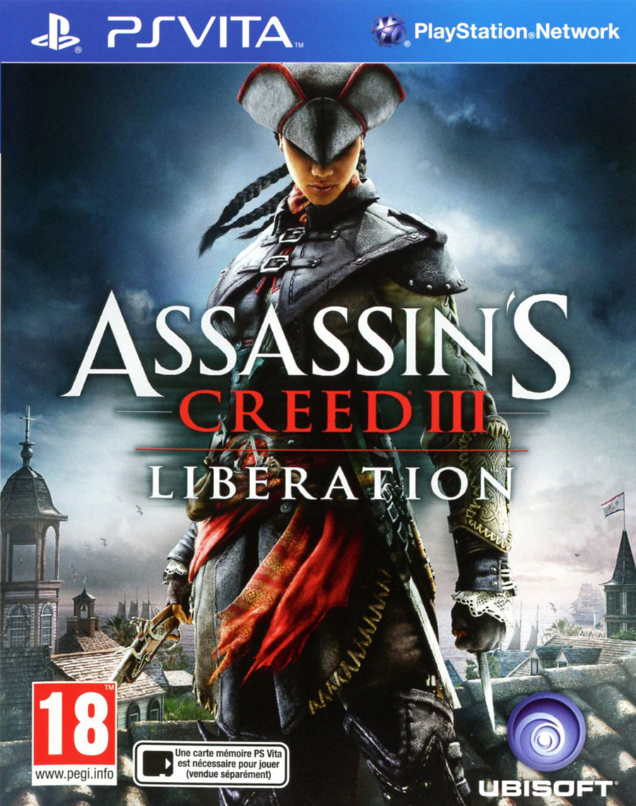 Assassin's Creed III Libération